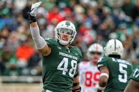 Wisconsin Football Keep Your Enemies Close Michigan State
