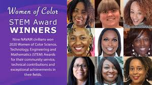 NAVAIR employees win Women of Color STEM Awards   Local   dcmilitary.com