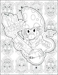90s Coloring Pages Dexyarya
