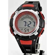 """детские электронные <b>часы</b> """"<b>Тик</b>-Так"""", серия <b>H432</b>, <b>красный</b>"""