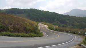road #ท่องเที่ยว เส้นทาง จาก อ.แม่แจ่ม-ขึ้นดอยอินทนนท์-บ้านขุนวาง-บ่อแก้ว(อ.สะเมิง)  - YouTube