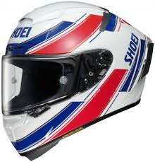 Shoei X Fourteen Lawson Mens Motorcycle Helmets Motorcycle