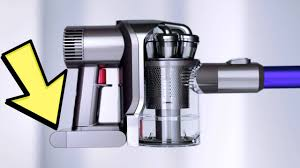 Dyson Dc59 Red Light Blinking How To Fix A Dyson Cordless Vacuum That Wont Turn On Dyson Dc59 Animal Exclusive Vacuum V6 V7