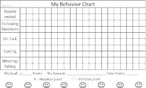 Printable Star Charts Behavior Management Editable Reward Charts Monster Class