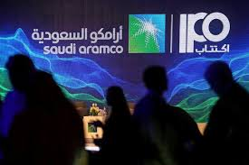 Saudi Arabia Stock Market Chart Saudi Aramco Offers Some Details On Coming Stock Offering
