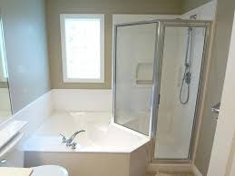 one piece bathtub shower image of bathtub shower combo for small spaces one piece bathtub shower