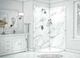 shower wall panels view stone faux tile for uk showers