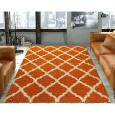 5 by 7 rugs 5 x 7 area rug ultimate gy contemporary trellis design orange 5 5 by 7 rugs