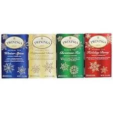 Twinings, <b>Seasonal Tea Variety Pack</b>, Special Edition, Holiday, 4 ...