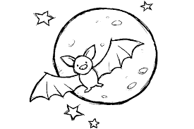 Small Picture Emejing Coloring Pages Of Bats Pictures New Printable Coloring