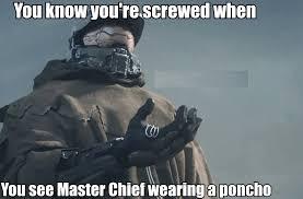 DeviantArt: More Like Halo 5 Master Chief Meme by Turbofurby via Relatably.com