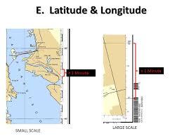 Latitude Scale Chart Nautical Charts Can Anyone Explain The Purpose Of A Nautical
