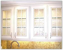 kitchen cabinet door inserts 8 low cost ways to give wire stained glass panels