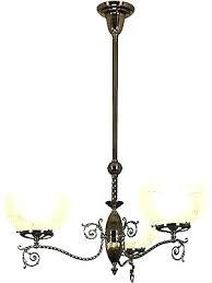 gas chandelier