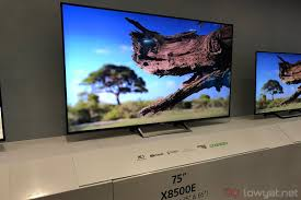 sony 75 inch tv. outside of the premium range is bravia x85e series. powered by sony\u0027s 4k hdr processor x1 \u2013 not quite same as extreme found on sony 75 inch tv