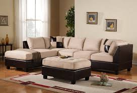com case andrea milano 3 piece microfiber faux leather for suede sectional sofas designs 7