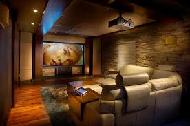 modern home theater. comfy home theatre and family room modern-home-theatre modern theater t