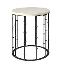 wrought iron side table. Wrought Iron Side Table Adorable With Limestone And Gardens . A