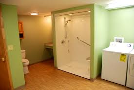 Handicap Bathroom Remodel Outstanding Handicap Bathroom Designs On Small House Remodel Ideas