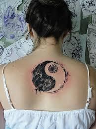 Tattoo Yin Yang 100 Nejlepších Náčrtů Fotografií Hodnota Pro