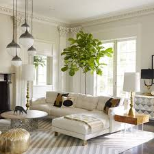 white leather sectional living room ideas