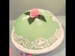 Swedish Princess Cake More Sprinkles Easter In 2019 Cake