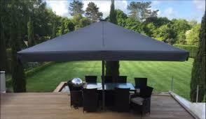 giant patio parasols british made jumbo
