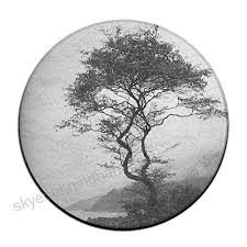 fashion soft doormats birch tree carpet round carpet area rug for living room bedroom home