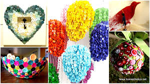 Fun Diy Projects Colorful Fun Diy Buttons Projects You Can Start Any Time