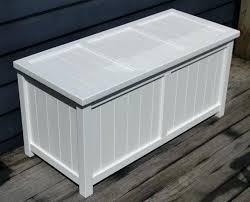 garden furniture storage box storage seat deck