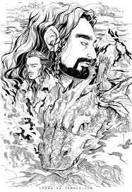The Desolation Of Smaug By Lorna Ka Deviantart Com On Deviantart
