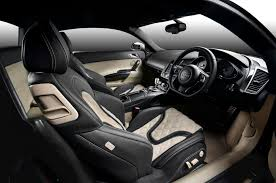 audi r8 black interior. Beautiful Interior On Audi R8 Black Interior