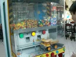 Vending Machine Factory Inspiration Good Times Candy Vending Factory Machine With Dump Truck YouTube