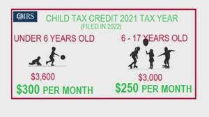 Child tax credit did not come today ...