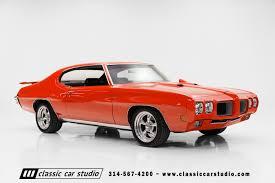 1970 Pontiac GTO   Classic Car Studio