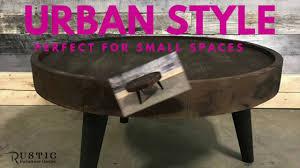 urban rustic furniture. Urban Rustic Industrial Coffee Table - Furniture Outlet