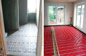 cost to install heated tile floor how much does it cost to install heated bathroom floors