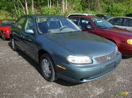 Malibu 97 chevy malibu : 1997 Dark Jade Green Metallic Chevrolet Malibu Sedan #29438984 ...