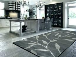 black and white kitchen rug large kitchen rug gray kitchen rugs medium size of decorations machine