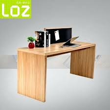 simple computer table yue zi simple wooden desk laptop computer desk desk desktop panel desk