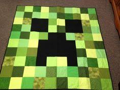 66 best Minecraft Quilts images on Pinterest   DIY, Bag and Creative & minecraft quilt patterns   quilts Adamdwight.com