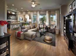 Model Home Interiors Classy Design Luxe K Hovnanian Hunt Club Lr - Luxe home interiors