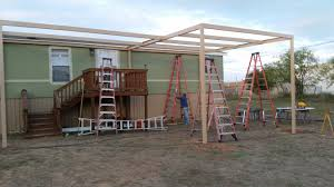 mobile home attached carports gallery