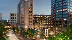 Hilton Charlotte Hotel in Downtown Charlotte, NC