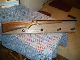 Rifle Coat Rack Gun Coat Rack by Hacksaw100 LumberJocks woodworking community 68