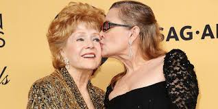 debbie reynolds and carrie fisher. Fine Reynolds Debbie Reynolds Carrie Fisher Intended Reynolds And