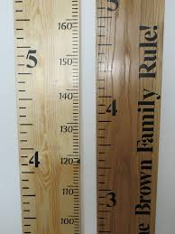 Wooden Ruler Height Chart Uk Luxury Solid Wood Childrens Personalised Wooden Height Growth Chart Ruler Pine Oak Stain With Customisation
