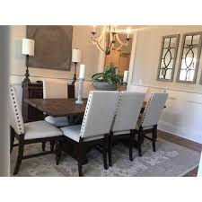 nailhead dining chairs dining room. Nailhead Dining Chairs Room. Flatiron Upholstered (set Of 2) Room