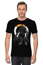<b>Футболка классическая Overwatch</b> Reaper / Жнец Овервотч ...