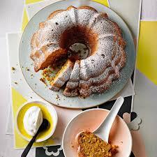 Möhren Ingwer Kuchen